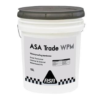 ASA Trade WPM 15kg Grey
