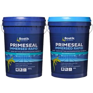 Bostik Primeseal Immersed Rapid Kit