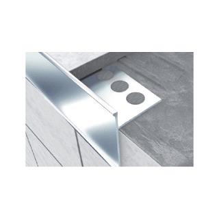 DTA Light Balcony Trim Matt Silver