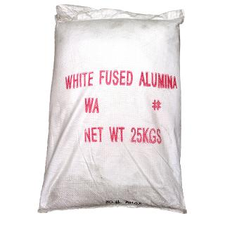 Hychem Alumina Aggregate 16-80 Mesh Size 25kg White