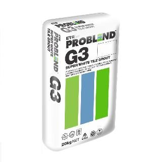 CTA Problend G3 Grout White