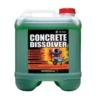 H B Fuller Concrete Dissolver