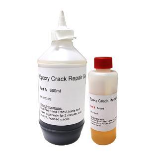 Hychem Epoxy Crack Sauce Kit 800ml