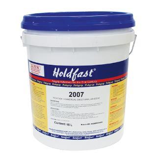 Holdfast 2007 High Tack Vinyl Adhesive 15ltr Drum