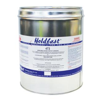 Holdfast 473 SB Spray Contact Adhesive 20ltr Drum
