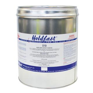 Holdfast 519 SB Skirting Contact Adhesive 20ltr Drum