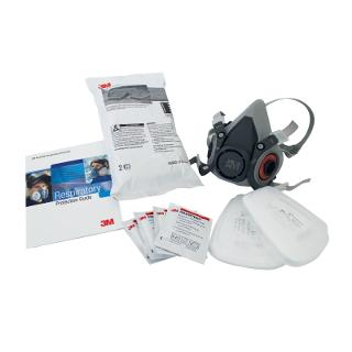 3M 6000 Half Mask Respirator Kit