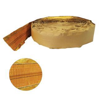 Holdfast Gold Foil Heat Bond Tape 70mm X 100mtr Roll