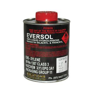 Solutions Eversol Solvent 4ltr