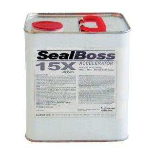 SealBoss  15X Accelerator For SealBoss 1570 2ltr