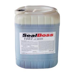 SealBoss1403lV FlexiblePolyurethaneInjectResin PartA&B+1403Catalyst39.74lKi