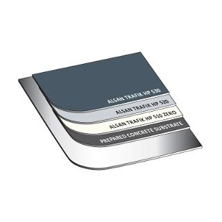 Soprema Alsan Trafik HP 520 Grey 19lt