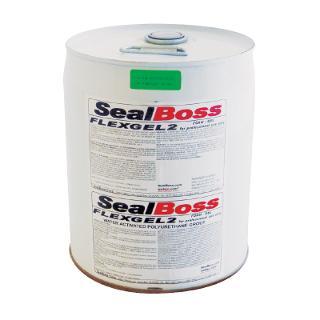 SealBoss  Flexgel 2 Hydrophilic PU Grout
