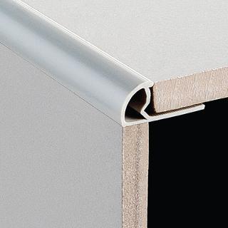 DTA Trade Trim  PVC 2.5mtr White